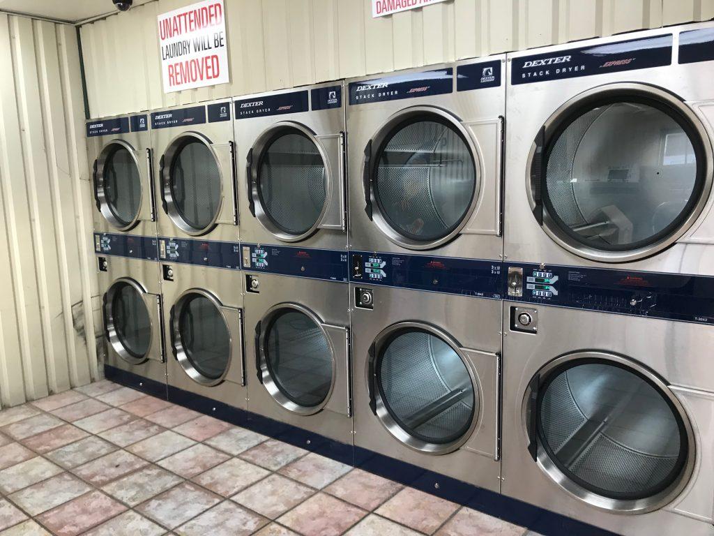 purchasing a laundromat