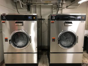 on-premise, commercial laundry equipment for hospice care 2