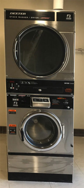 how salons and day spas can benefit from commercial laundry equipment for sale from dexter and aadvantage laundry
