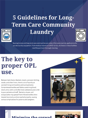 infographic- 5 guidelines for long-term care and nursing home communities 3