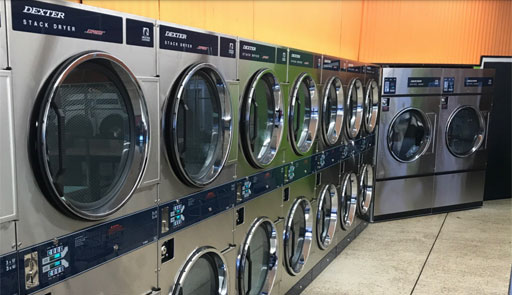 dexter coin-operated washing machines and the new approach to payment systems