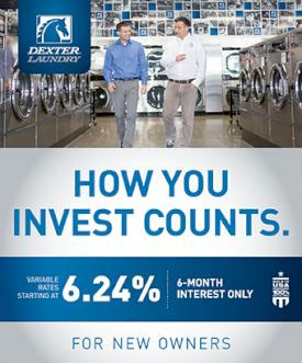 is investing in a commercial laundromat equipment a good idea? 1